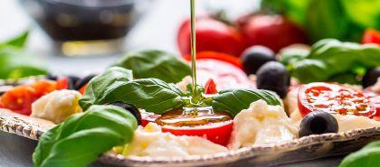 Dieta mediteraneană -   2500 de ani de stil de viață sănătos